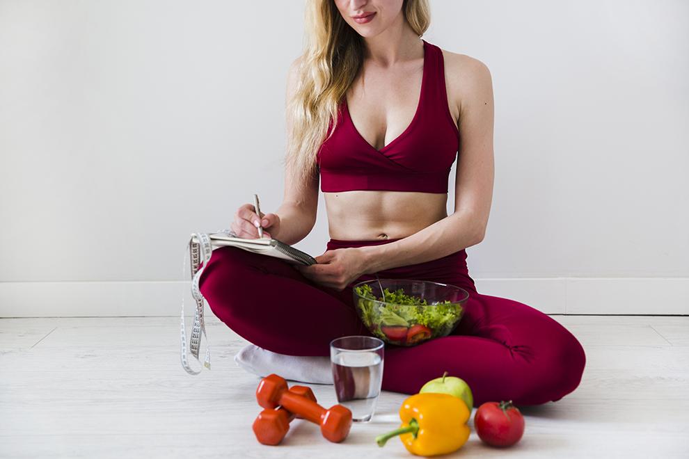 Karın Kası Yapmak İçin Nasıl Beslenilmelidir