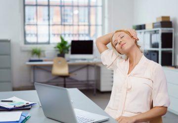 Masa Başında Çalışanlar İçin Egzersizler Nelerdir