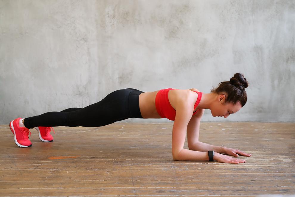 Doğru Plank Duruşu Nasıl Olmalı? Plank Hareketinin Faydaları