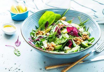 Sağlıklı Salata Hazırlamanın Püf Noktaları