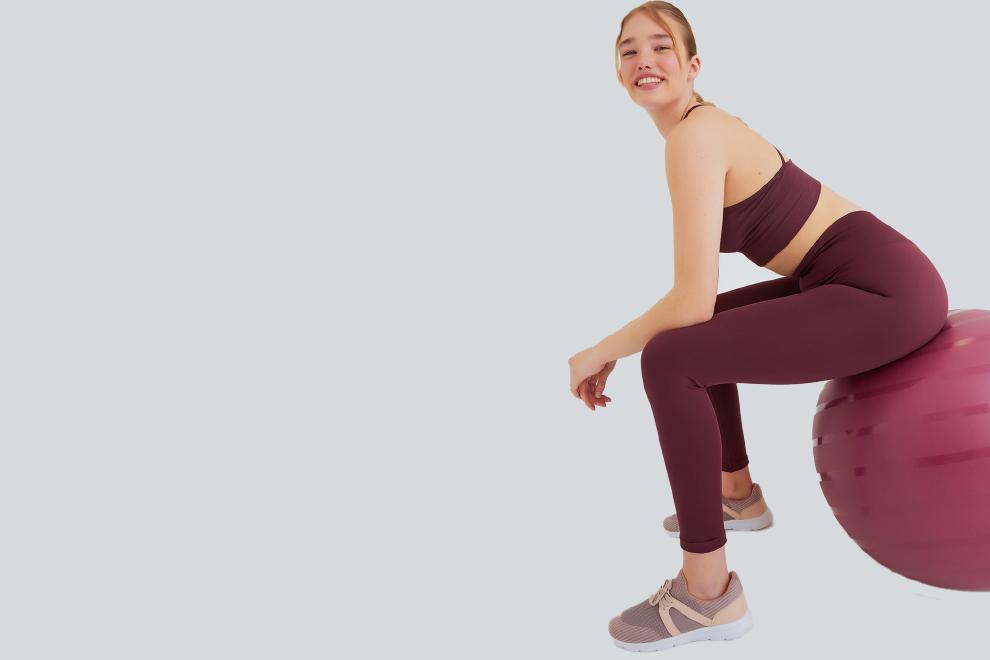 En Etkili Pilates Topu Hareketleri
